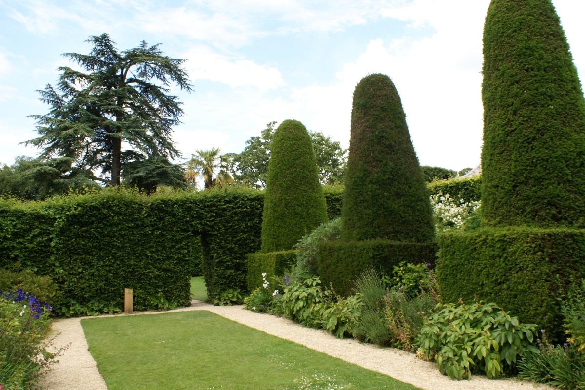 impressie tuin